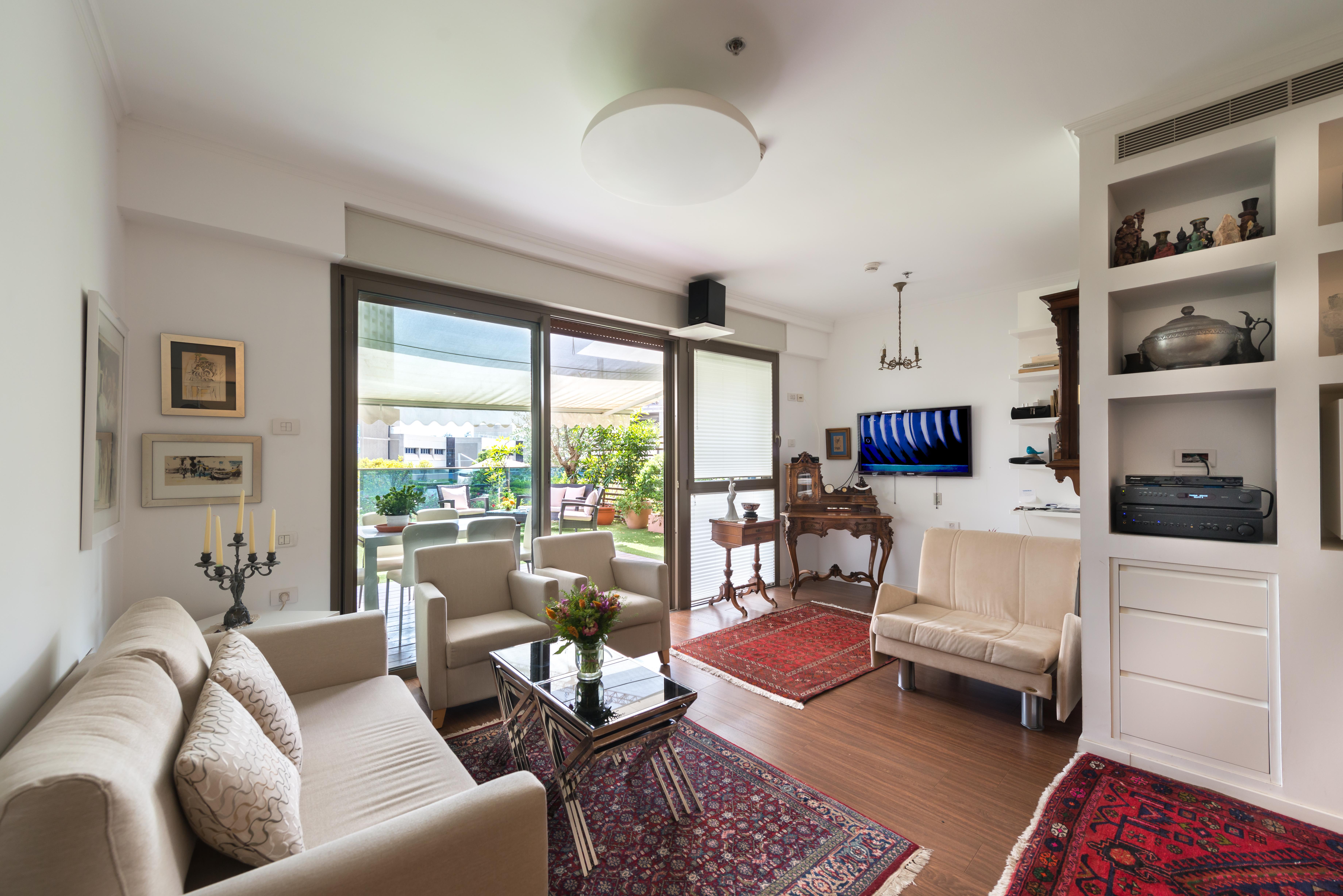 דיור מוגן יוקרתי לבני הגיל השלישי בתל אביב
