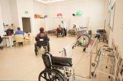 מרכז סיעודי וותיקים- חדר פיזיוטרפיה