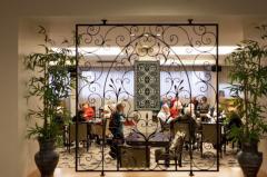 פינות ישיבה בבית דיור מוגן בירושלים