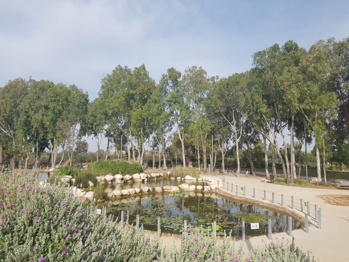 חדר האוכל החדיש והנעים במגדלי הים התיכון רמת השרון