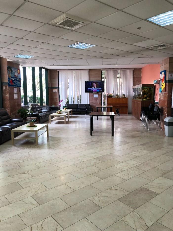 מרכז גריאטרי בחיפה