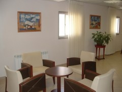 פעילויות גינון בבית אבות בירושלים נוה הורים מושב זקנים