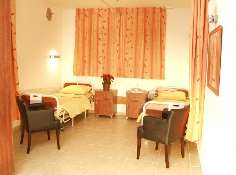 חדר 2 מיטות