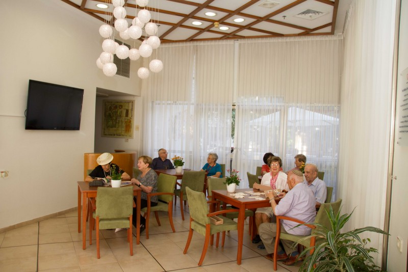 דיור מוגן בתל אביב