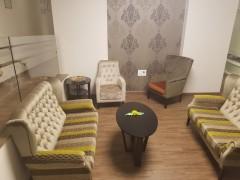 הסלון הדירה המואר והנעים
