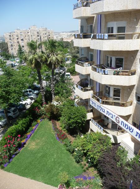 דיור מוגן בירושלים גולדן היל ירושלים