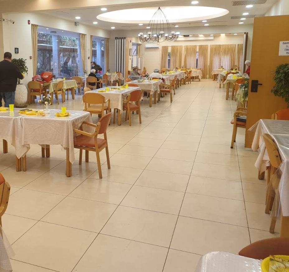 דיור מוגן במרכז - רקנאטי פתח תקווה