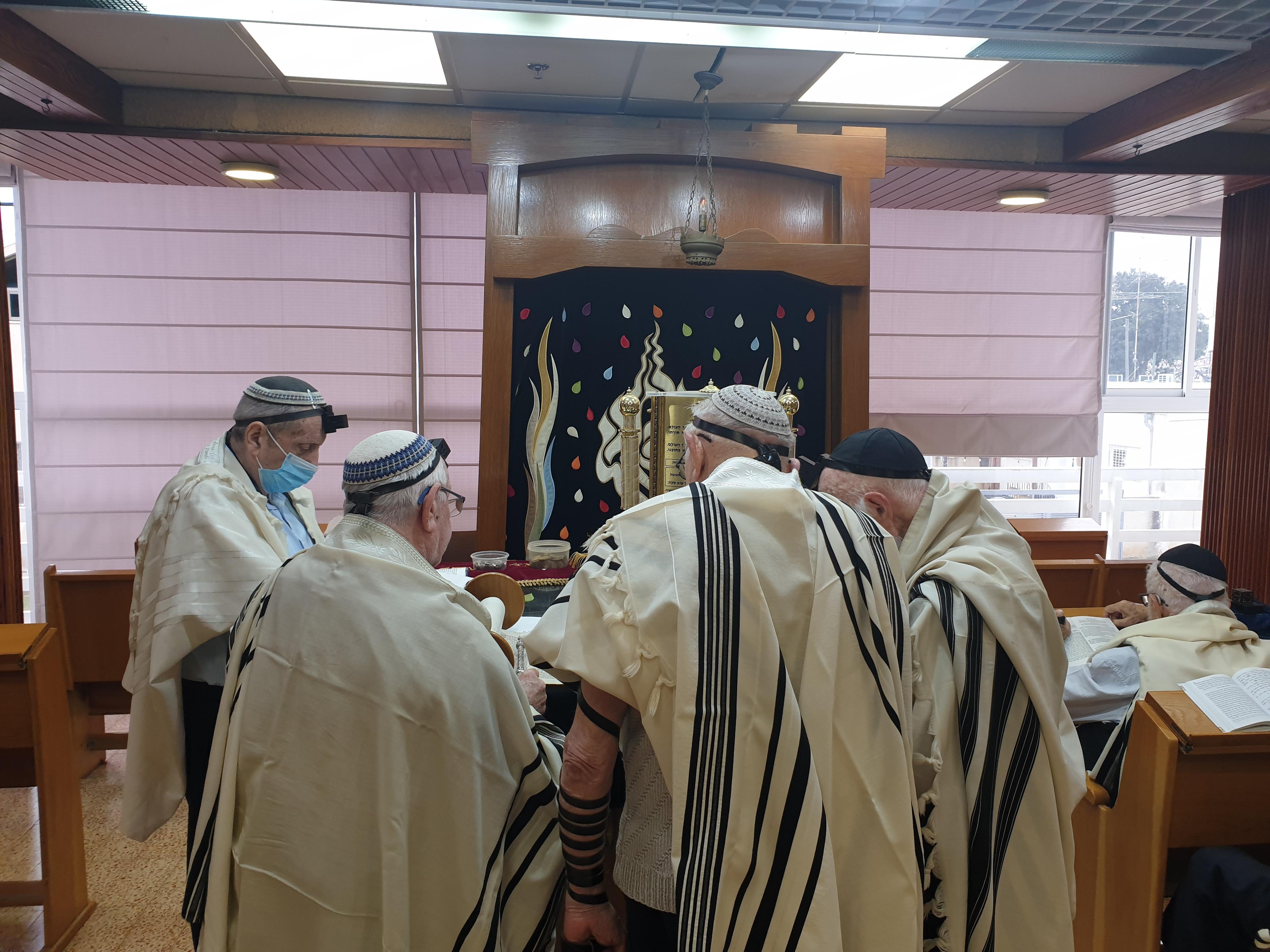 מחלקה תומכת בתל אביב